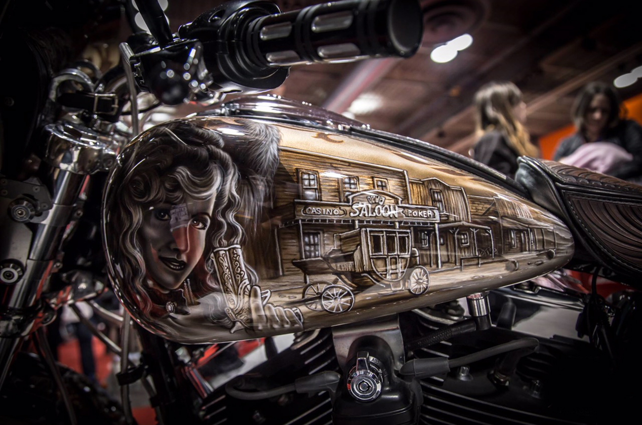 uncle-d-s-airbrushing-motorcycles-wild-west-slide